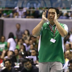 DLSU's weapon against Ateneo: Clipboard and tablet