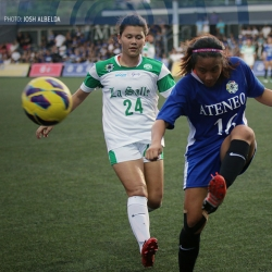 DLSU Lady Booters dominate Women's Football Awards