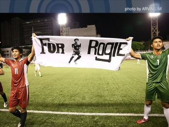 They did it all #ForRogie