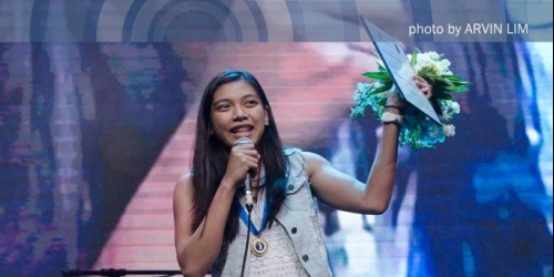 Queen Eagle Valdez embraces new role for Ateneo