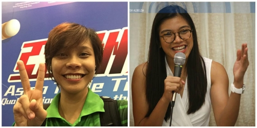 Lariba, Valdez lead 78th UAAP Athlete of the Year winners