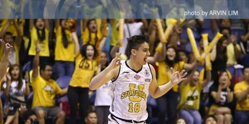 Vigil in trouble for UST after UAAP rule change