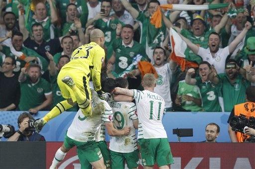 Ronaldo, Ireland, Iceland fuel European Championship drama