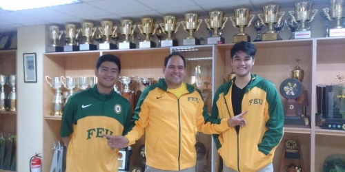 Former Blue Eagles Cani, Tolentino headed to FEU