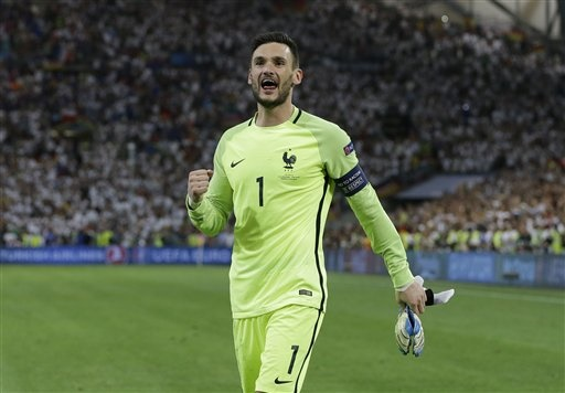 France determined to bring joy to nation with Euro 2016 win