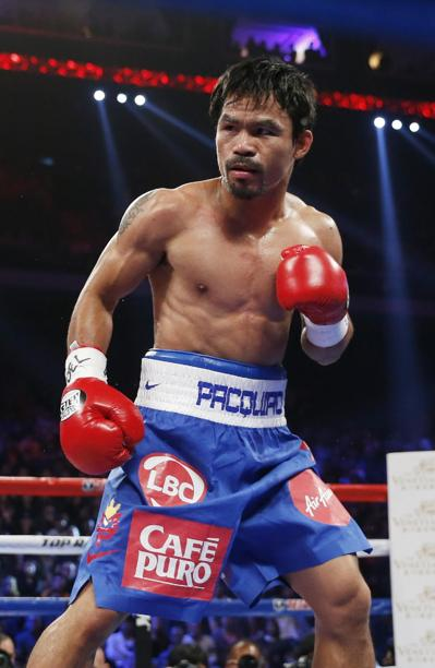 Pacquiao's return now has a date and venue | ABS-CBN Sports