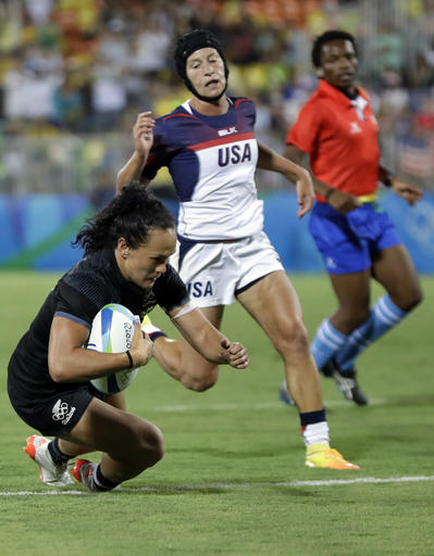 Kiwis avoid upset against US to reach Olympic semifinals