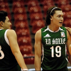 Frey: My day is incomplete without playing volleyball