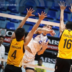 Ateneo secures at least a semis playoff in quick work of UST