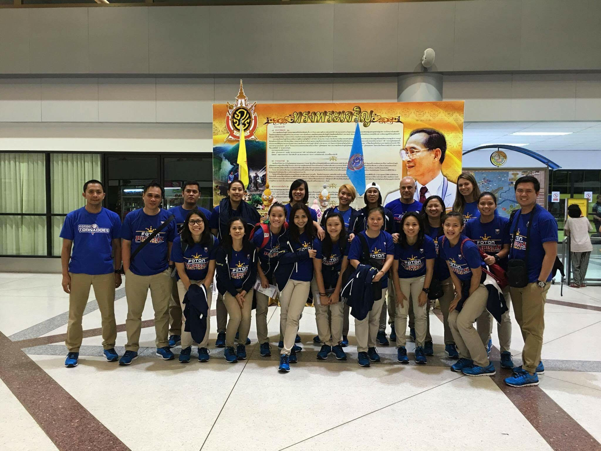 foton drops two straight games in bangkok tourney abs cbn sports