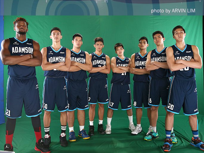 LOOK: Adamson Soaring Falcons Official Roster | ABS-CBN Sports
