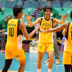Green Spikers, Tams battle for last semis spot