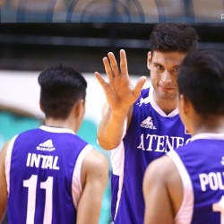 Spikers' Turf Collegiate Conference Final Four fires off