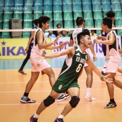 Green Spikers show way in individual stats