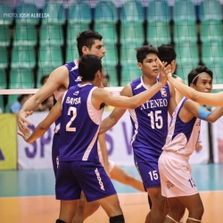 Ateneo out to finish off La Salle in Spikers' Turf semis