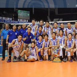 Blue Eagles win it all, claim second collegiate title