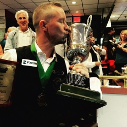 Mika Immonen is the 76th World 14.1 Champion
