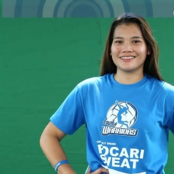 Vargas to remain with Pocari Sweat