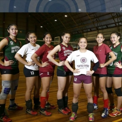 UP LADY MAROONS: Learning from experience