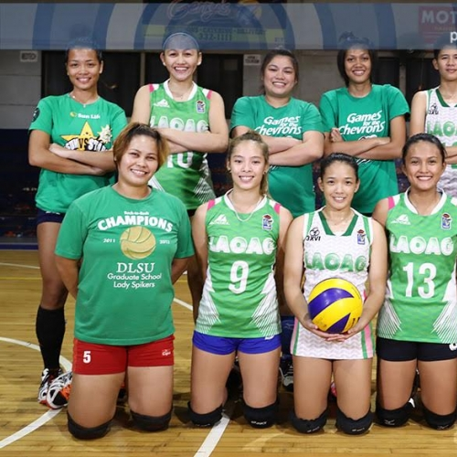 LAOAG POWER SMASHERS: Younger, more aggressive