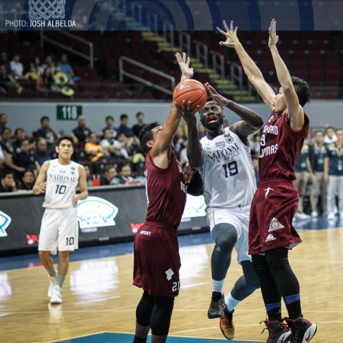 NU�s Aroga on inciting crowd: �I�m not that kind of player'