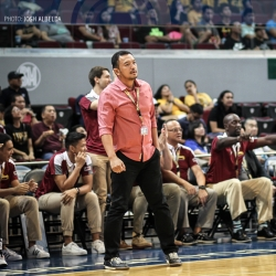 UP coach Perasol: �We�re fortunate to get one win�