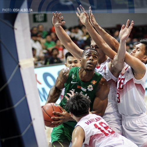 Sans Ayo and Teng, DLSU goes to war with archrival Ateneo