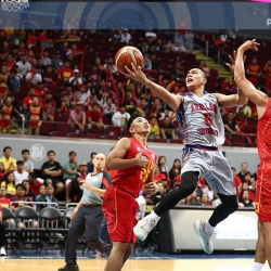 Jalalon the lone local in NCAA Mythical Team