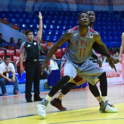 LPU's Nzeusseu edges out AU's Flores as Rookie of the Year