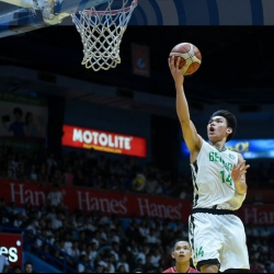 Mallillin takes home another NCAA MVP to CSB-LSGH