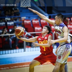 Arellano's future even brighter with RoY-DPoY Fermin