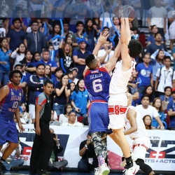 Bolick wills San Beda a step closer to 9th title in 11 years