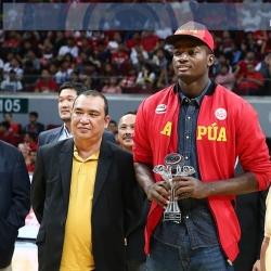 Oraeme surprised he won MVP over Jalalon