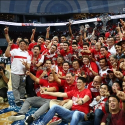 Redemption for coach Jamike and the Red Lions