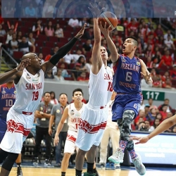 Jalalon unsure of future after Arellano's finals loss