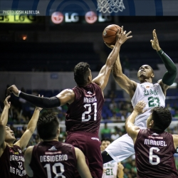 UP�s Perasol: �La Salle just had too many horses�