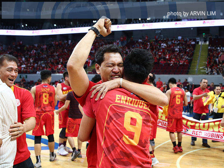 RED ROBINS TAKE FLIGHT: From 'pang-quiz bee' to champions