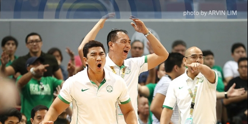 From the court to the dorm, Ayo a fatherly figure for DLSU