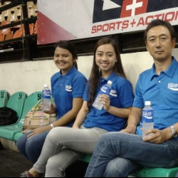Pocari Sweat big boss already thinking of next season
