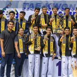 UST rules men's taekwondo anew, NU women capture first title