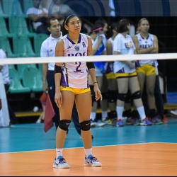 It's weird pa rin -- BoC ace hitter Valdez on semis stint