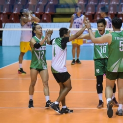 Volley Masters shoot for a semis seat