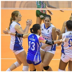 Pocari Sweat, BaliPure rekindle rivalry, stake winning run