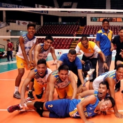 Spikers' Turf: The Final Four