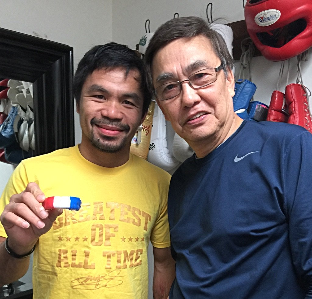 Pacquiao says Vargas strategy to mirror fight with de la Hoya