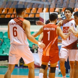 Cignal, Air Force draw closer to Finals rematch