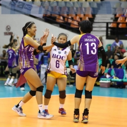 Customs ties semis series, forces sudden death