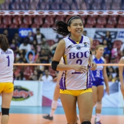 We have to double time ending this season -- Alyssa Valdez