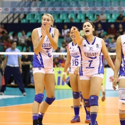 Pocari Sweat opens quest for second straight title