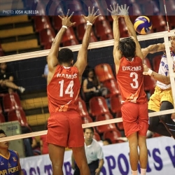 Air Force captures second straight title, dethrones Cignal